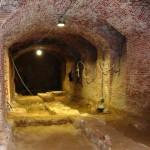 Bóvedas de ladrillo en sótanos en edificios de fábrica