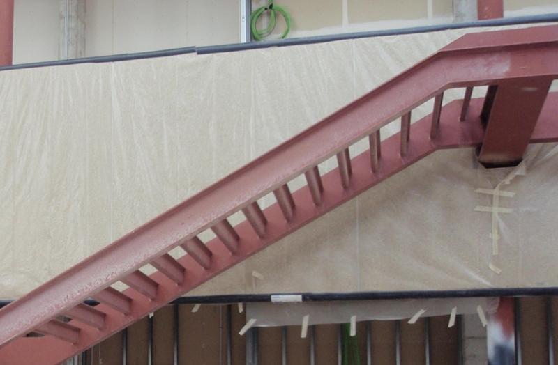Equivalencia entre perfiles de acero para el cálculo de una zanca de escalera