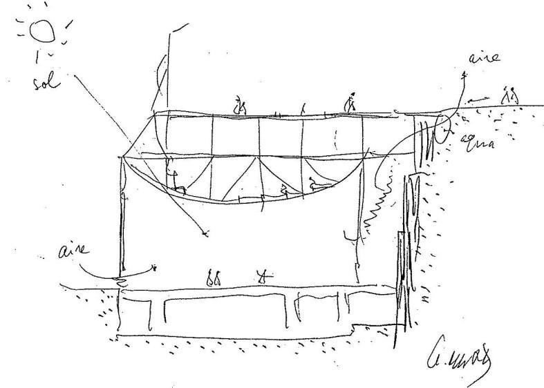 Comportamiento estructural de las cerchas del colegio maravillas de Madrid. E-struc