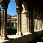 Claustro de Santa María la Real de Nieva