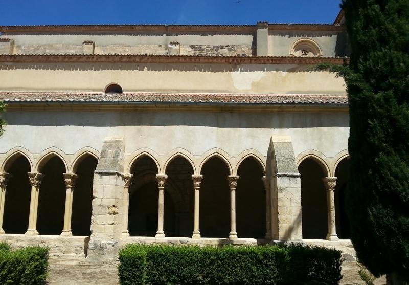 Claustro de Santa María la Real de Nieva. Rehabilitación y conservación de patrimonio gótico