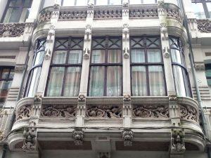 Modernismo en Ferrol. Adaptación de estilo a tipología local