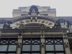 Modernismo en Ferrol. Rodolfo Ucha. e-struc