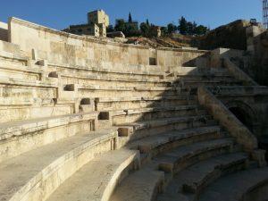 Rehabilitación del Odeón de Ammán. Una visión crítica