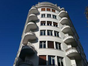 Arquitectura racionalista en Grenoble