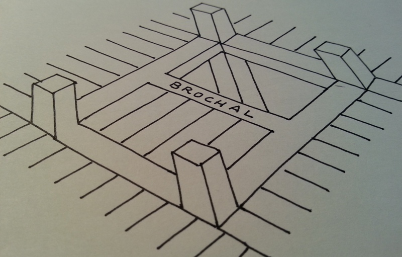 Diseño, cálculo y construcción de brochales en forjados
