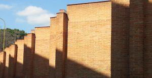 Nuestra Señora de la Fuencisla. Estructura del espacio.