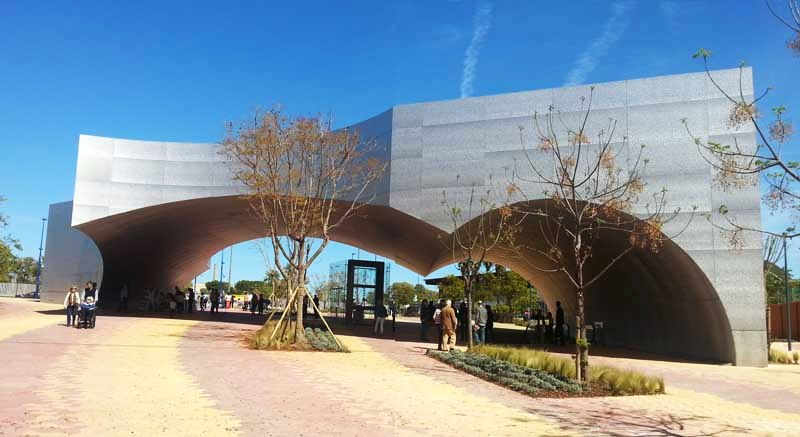 Caixaforum de Sevilla