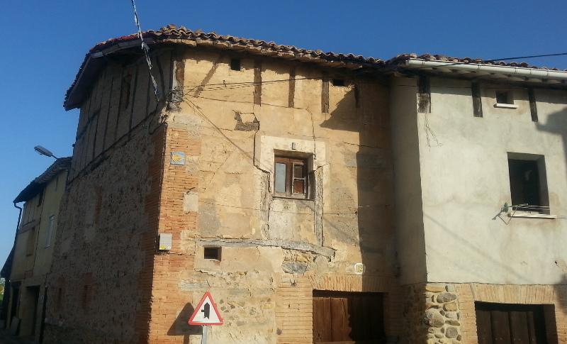 Arquitectura tradicional en la Riojilla Burgalesa