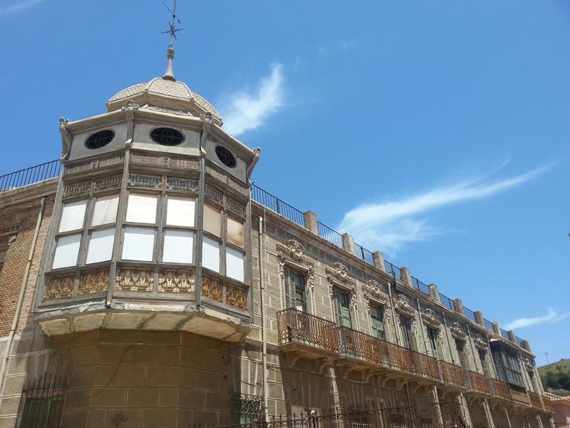 Arquitectura modernista en La Unión
