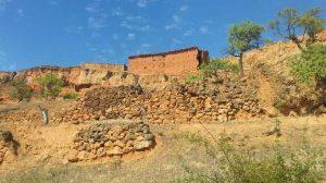 Construcciones de adobe y tapial en Cetina y Jaraba