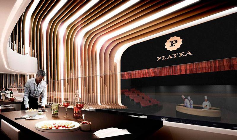 Proyecto de rehabilitación y reconversión del cine Carlos III en Platea Madrid