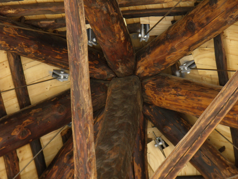 rehabilitación de estructuras históricas Lorenzo Jurina