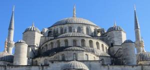Un paseo entre cúpulas