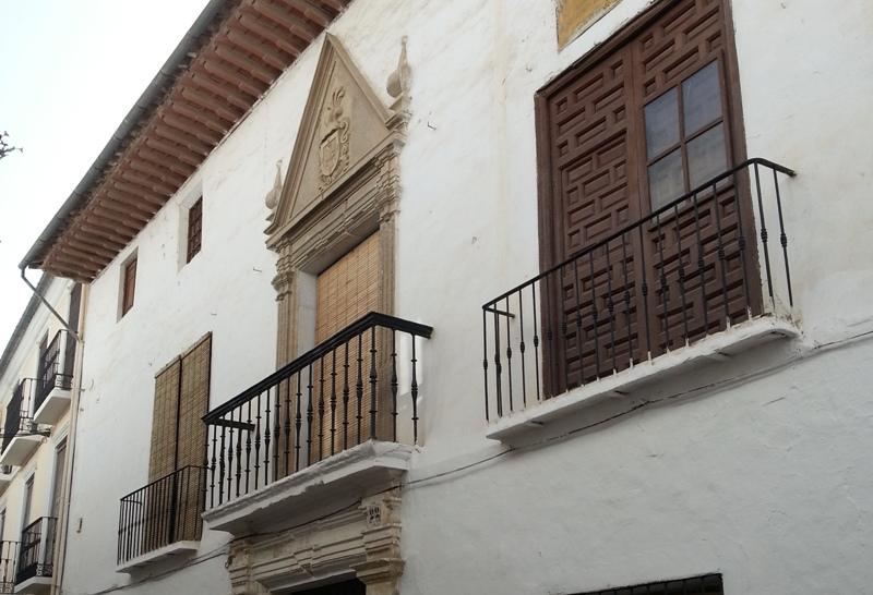 Alhama de Granada. Arquitectura tradicional