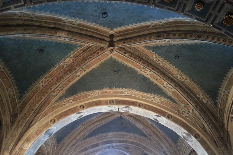 De hospital a museo. Santa María de la Scala Siena
