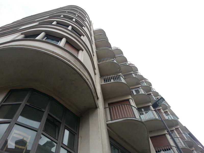 Arquitectura racionalista en Grenoble. E-struc