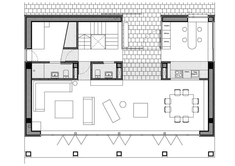 Estudio estructural para reforma de vivienda unifamiliar