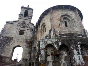 Criterios de rehabilitación del monasterio de san juan de caaveiro