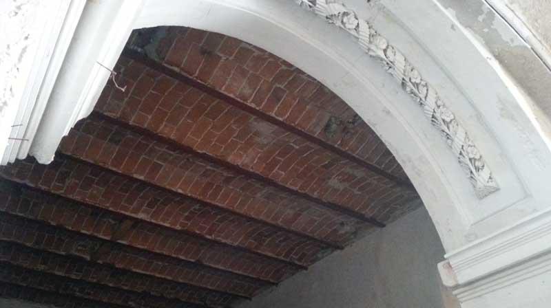 Clasificación y evaluación estructural del Palacio de El Capricho