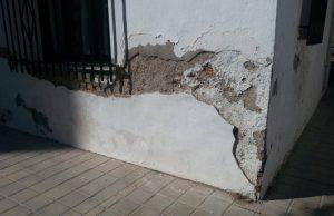 Capilaridad en muros de mampostería. Recomendaciones