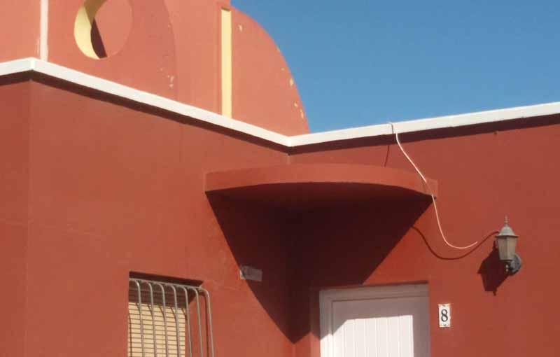 Arquitectura de colonización en San Isidro de Níjar