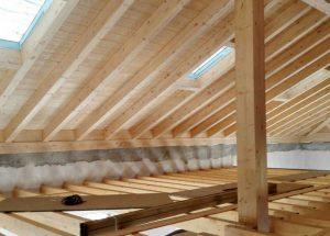 Protección contra incendio de las estructuras de madera