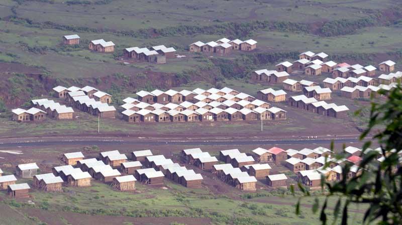 Industrialización de la construcción de viviendas al norte de Etiopía