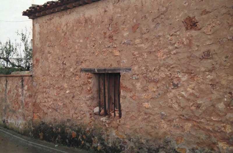 Construcción tradicional en la Sierra de Javalambre
