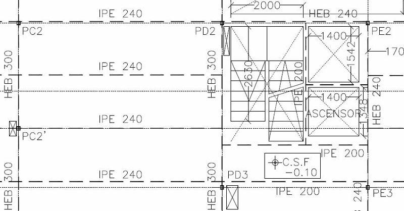 Aplicación de cálculo de estructuras online vigas pórticos pilares