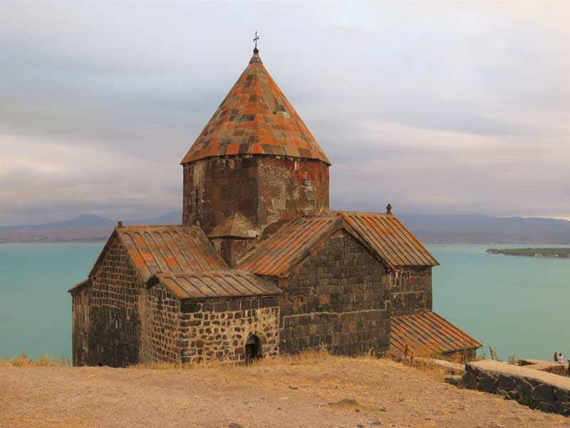 Monasterio Sevanavank, Armenia
