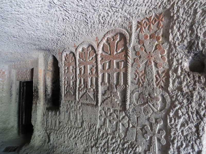 Monasterio Gerhard, Armenia