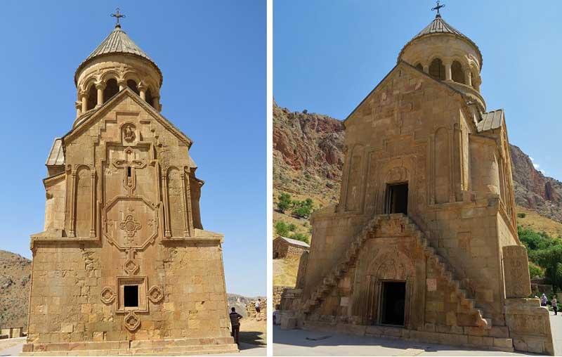 Monasterio Noravank, Armenia