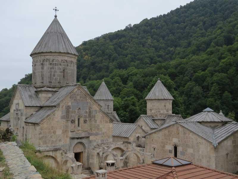 Monasterio Haghartsin, Armenia