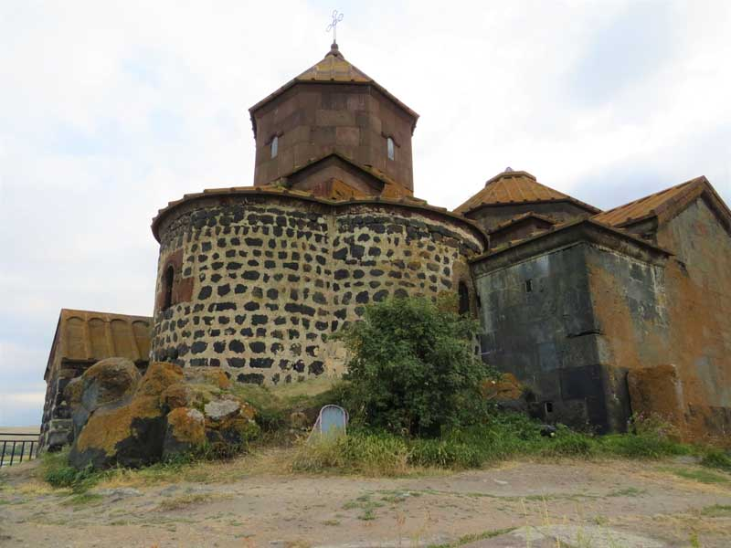 Monasterio Hayravank, Armenia