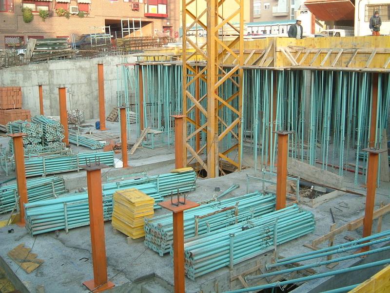 Perfiles estructurales de acero cerrados