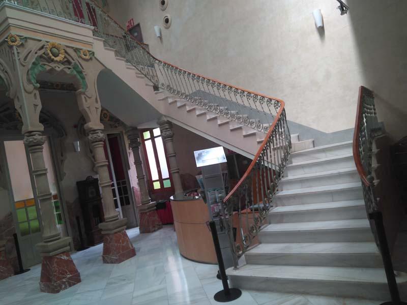 Arquitectura modernista en Fuente Obejuna. Casa Cardona
