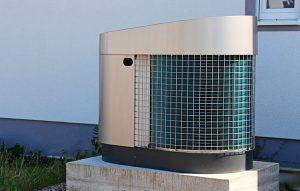 Agua caliente sanitaria por aerotermia