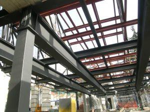Puesta en obra de estructuras de acero. Soldadura