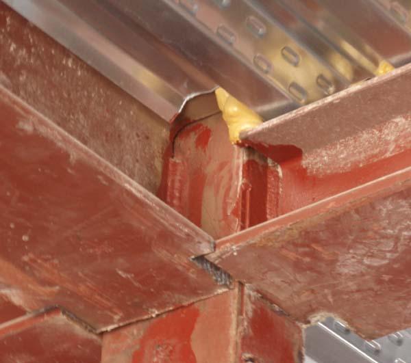 puesta en obra de estructuras de acero